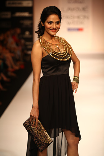 Fashion Trends From Lakme Fashion Week Resort 2012 The