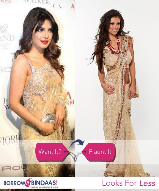 Looks for Less_Priyanka