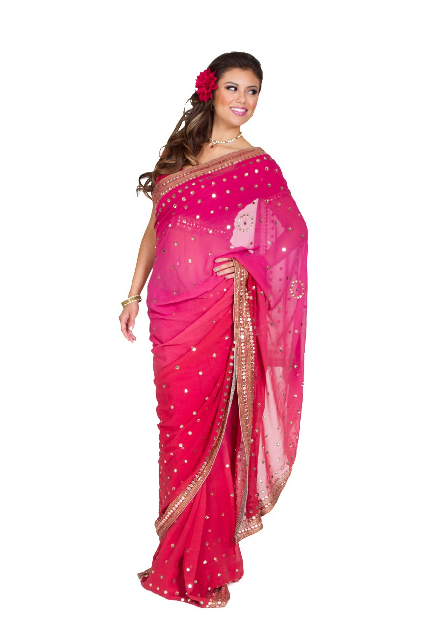 Tips On How To Look Slim In A Saree